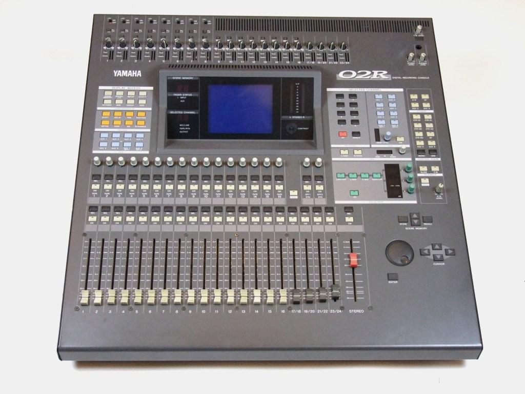 Yamaha Digital Mixer O2r : yamaha o2r digital mixer eventech ~ Russianpoet.info Haus und Dekorationen